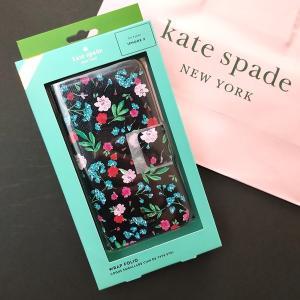 ケイトスペード アイフォンケース 手帳型 花柄 iPhone XS (iPhone10) kate spade/WIRU0908-006|la-blossoms