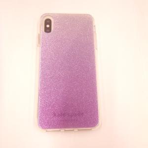 ケイトスペード アイフォンケース iPhone XS max 対応 キラキラ グリッター / WIRU1171-559|la-blossoms