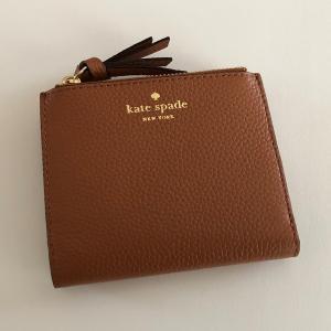 ケイトスペード  二つ折り財布 small malea mulberry street WLRU3075-229|la-blossoms
