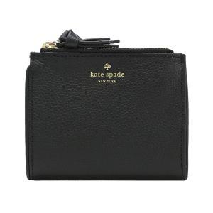 ケイトスペード 財布 二つ折り スモール マレア ラーチモント アベニュー WLRU5001-001|la-blossoms
