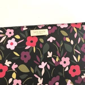 ケイトスペード 財布 長財布 フラワー neda laurel way ラウンドファスナー/WLRU5045-006|la-blossoms|02