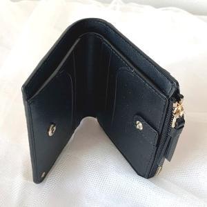 ケイトスペード 折財布 アウトレット レディース KATE SPADE ウォームベージュ/ブラック / WLRU5430-195|la-blossoms|05