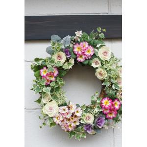 花の子ルンルンWreath|la-classe-online