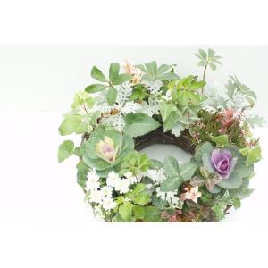 クリスマスローズの4種のWinter Wreath|la-classe-online