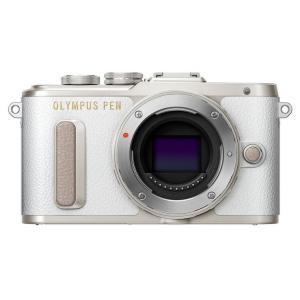 OLYMPUS ミラーレス一眼 新品 PEN E-PL8 ボディー ホワイト 国内正規品