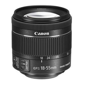Canon キヤノン 新品 EF-S18-55mm F4-5.6 IS STM 標準ズームレンズ 国...