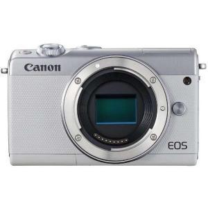 Canon EOS M100 ボディ ホワイト 新品 国内正規品