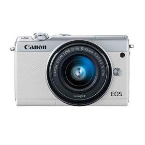 Canon ミラーレス一眼カメラ EOS M100 EF-M15-45 IS STM レンズキット ...