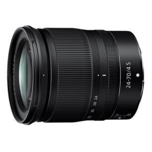 対応マウント:ニコン Zマウント 焦点距離:24mm-70mm レンズ構成:11群14枚  最短撮影...