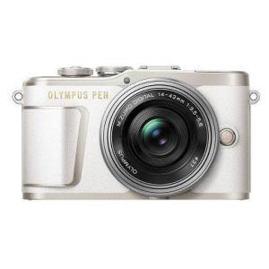 オリンパス OLYMPUS PEN E-PL9 14-42mm EZ レンズキット <ホワイト> ミ...