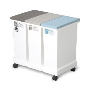 商品サイズ(約):55.5x35.5xH51cm 容量:20Lx3個 商品重量:3800g 個装仕様...