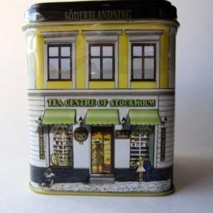 北欧紅茶 クラシック缶 セーデルブレンド・ノーベル賞受賞晩餐会で飲まれていた紅茶 ギフトに大人気 la-v