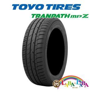 ||4本セット/送料無料|| TOYO TRANPATH トーヨー トランパス MPZ 215/55R18 99V