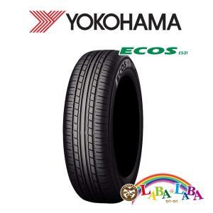 【商品説明】 YOKOHAMA(ヨコハマ) ECOS(エコス) ES31  低燃費タイヤの新たなスタ...