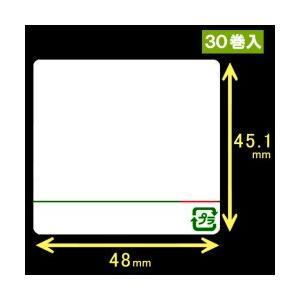 対面用サーマルラベル(48mm×45.1mm)1巻当り500枚 1箱30巻入り|label-estore
