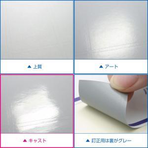 ラベルシール A4 縦6面 シール 光沢紙 500枚|label-seal|03