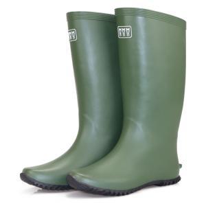 軽くて柔らかいて土のつきにくい農業長靴  ・裏 布:吸汗・抗菌性ナイロンニット ・内 寸:23cm-...