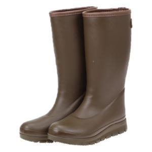 弘進ゴム レディース 防寒長靴 レインブーツ ラバーブーツ シンプルなデザイン 冬 寒冷地仕様 リスターR6612FW ブラウン|laber