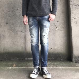 【日本代理店からの正規商品となります】   【商品説明】  nudie jeans の中で1番の人気...