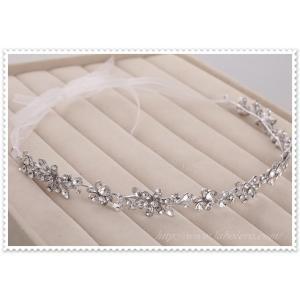 ビジューのリボンカチューシャ型ヘッドドレス(ビアンカ)/ウエディング/ブライダル/ヘアアクセサリー/花嫁/結婚式/花嫁|labolero|04