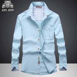 シャツ メンズ リネンシャツ メンズ 長袖 無地  トップス...