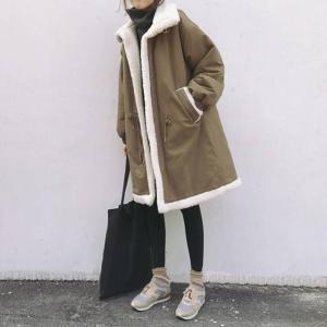 ダウンコート レディース ダウン綿コート Aライン 軽い ダウンジャケット 大きいサイズ レディース...