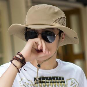 帽子 メンズ 大きいサイズ キャップ 夏 ぼうし ハット 釣り アウトドア 登山 UVカット 紫外線...
