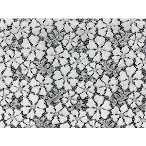 【花柄】ベロアレース 生地 No.137552Y 105cm巾×50cm単位販売 日本製