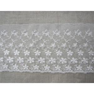 ナイロンチュールレース(9cm巾) laceya