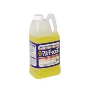 マルチタフナー 多目的洗浄剤 ライオン 2kg lachance