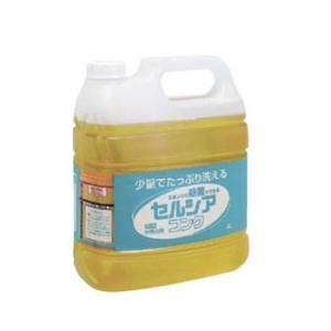 セルシアコンク 食器用 中性洗剤 ライオン 4L (リットル) lachance