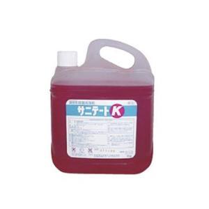 サニテートK 食品・調理器具の除菌洗浄剤 ライオン 4kg lachance