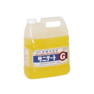 サニテートG 床・壁等の除菌消臭洗浄剤 ライオン 3.8kg lachance