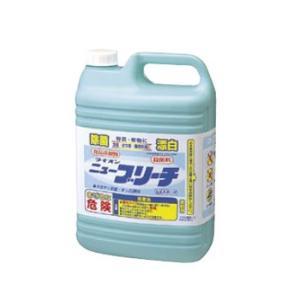ニュー ブリーチ 塩素系・除菌漂白剤 ライオン 5kg lachance
