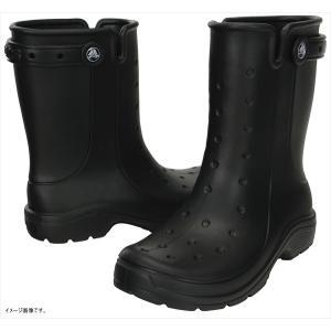 [クロックス] レインブーツ レニー 2.0 ブーツ レイン 16010 Black US M4/W6(22 cm) lachance