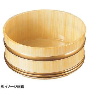 やすらぎ 風呂桶 白木塗り ABS樹脂 5-1278-5|lachance