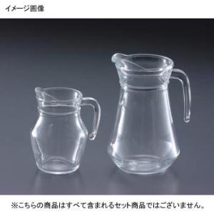 ピッチャー 36341 ガラス製 H146mm 0.5L (リットル) lachance
