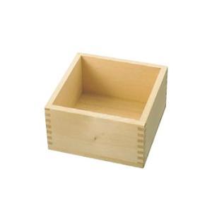 祝マス 5合用 木製 143×H78|lachance