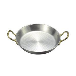 パエリア鍋 両手 アルミ 18cm|lachance