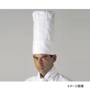 コック帽 JW4602-0 L チーフ帽・ピンタック|lachance