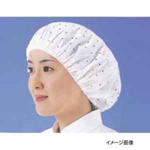 つくつく帽子 EL-102W L ホワイト (100枚入)|lachance