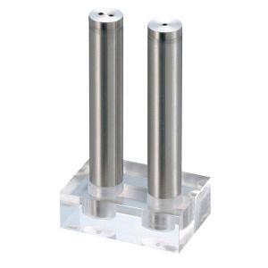minosharp (ミノシャープ) ペパー&ソルトシェーカー セット TK15S2 lachance