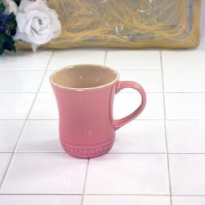 ル・クルーゼ(Le Creuset) マグカップ (S) ローズクオーツ(日本正規販売品)・ピンク 910072-01(日本正規販売品)|lachance