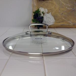 ル・クルーゼ(Le Creuset) TNS ガラスフタ 20cm 962008-20 フライパン専用 ガラス蓋(日本正規販売品)|lachance