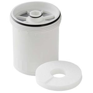 浄水器 ピュリフリープラス 交換用カートリッジ(1個入り) 【プレフィルター4枚付属】 PPC-1 purifree(ピュリフリー)|lachance