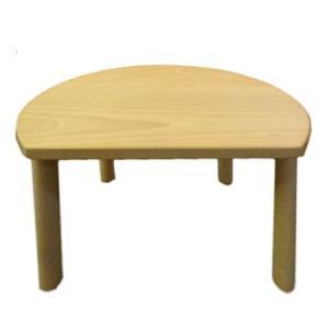 木のおもちゃ ミニテーブル (こども机)子供机|lachance
