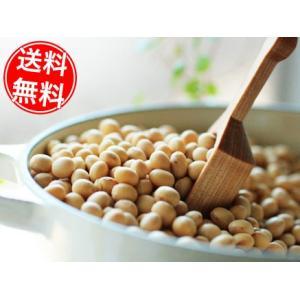 【北海道産・無農薬栽培】こだわりの大豆 とよまさり 4kg|lactzyme