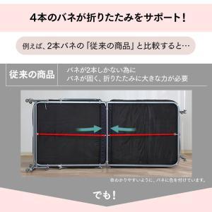 ベッド 折りたたみベッド リクライニングベッド 簡易ベッド シングル リクライニング OTB-MNコンパクト 組立簡単|ladybird6353|06