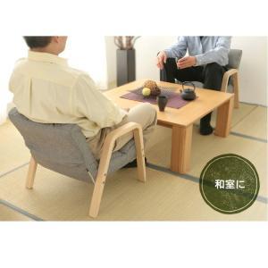 ソファ おしゃれ 安い 一人掛け ソファー 1人掛け イス チェア 椅子 木製 ウッドアームチェア Sサイズ WAC-S アイリスオーヤマ|ladybird6353|06