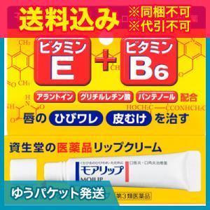 ゆうパケット)【第3類医薬品】資生堂 モアリップN 8g|ladydrugheartshop-pl